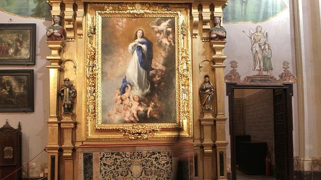 La Inmaculada en Los Venerables