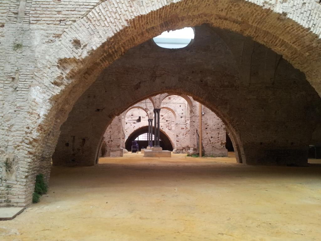 Reales Atarazanas de Sevilla: el frustrado Caixafórum