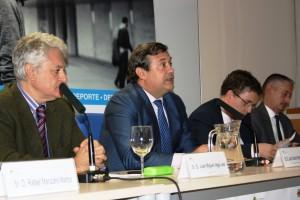 II foro Diálogos sobre Sevilla (Foto: CEU Andalucía)