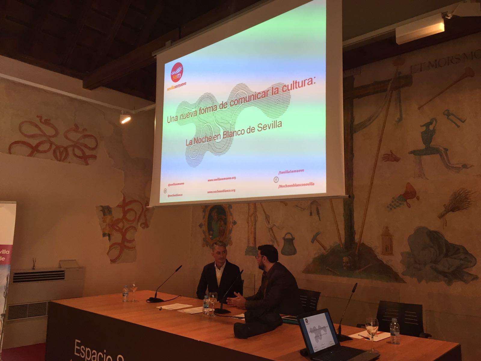 sevillasemueve y GECA firman un convenio de colaboración