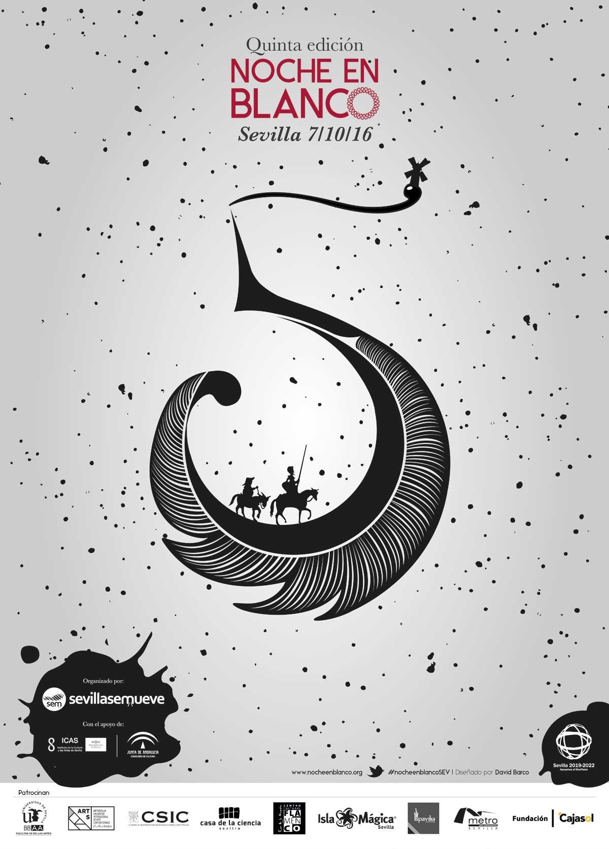 Noche en Blanco - 'Una noche escrita para la cultura'