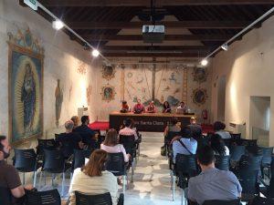 Reunión de participantes - Noche en Blanco 2017