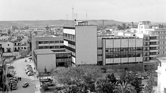 Antigua comisaría de la Gavidia (Foto: ABC de Sevilla)