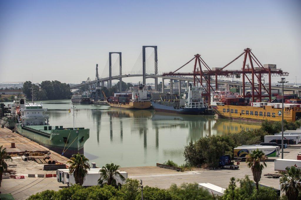 Dársena del Batán, Puerto de Sevilla