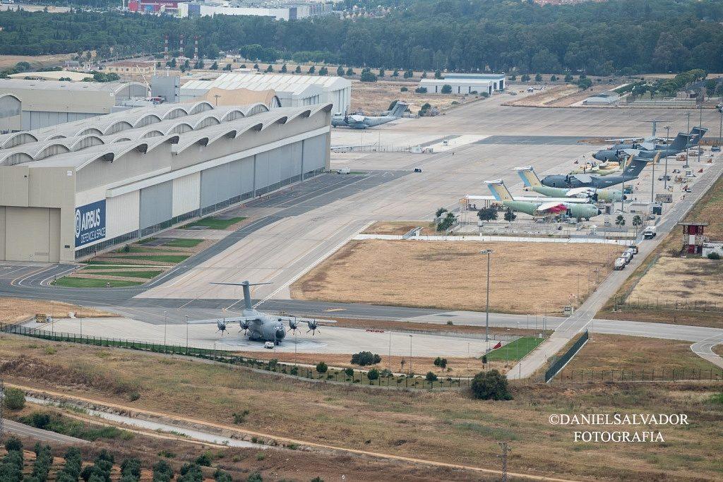 Factoría Airbus - San Pablo Sur