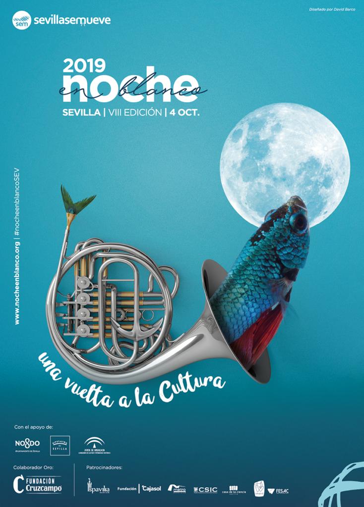 """Noche en Blanco 2019: """"Una vuelta a la cultura"""""""